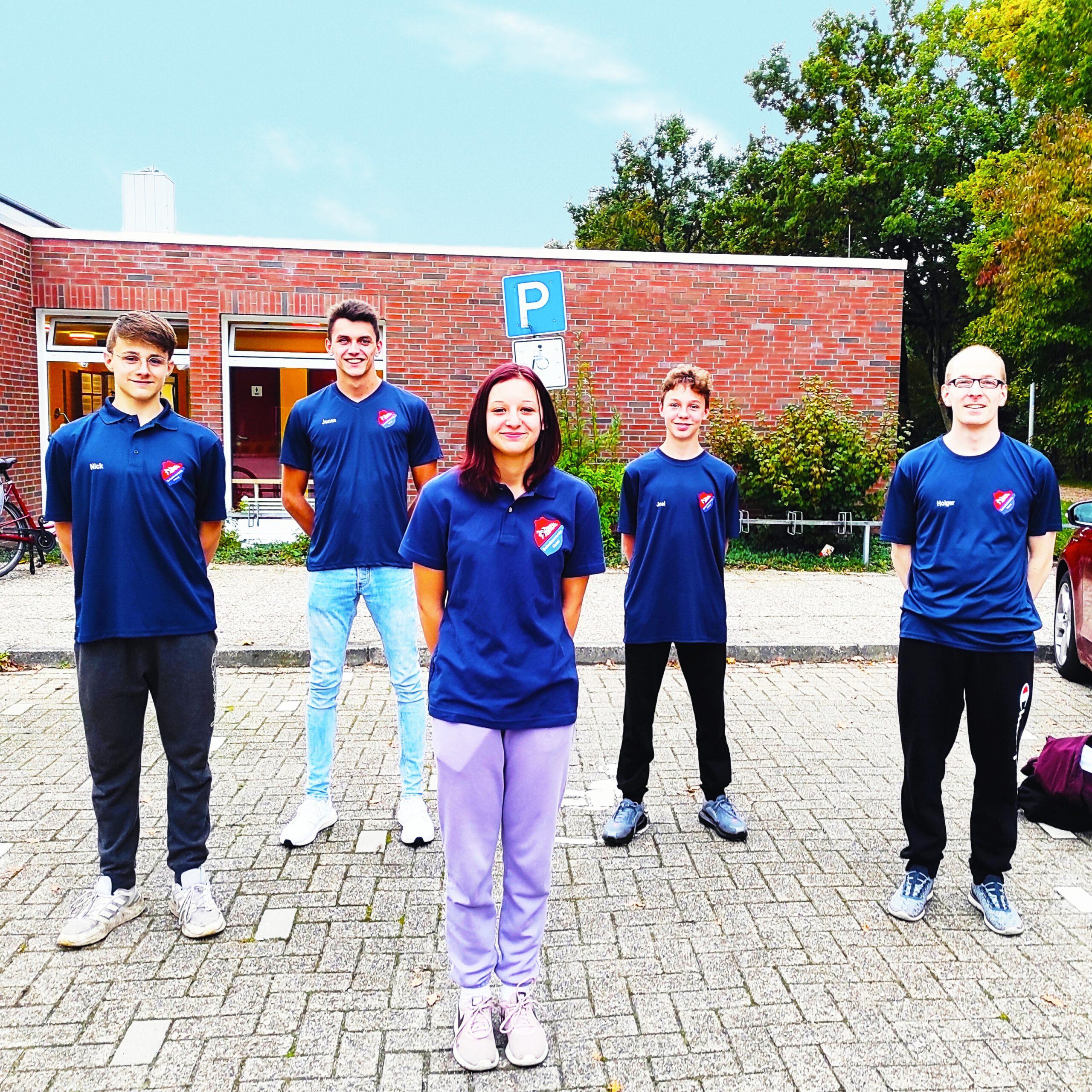 SV Hesel Schwimmer holten wieder zahlreiche Medaillien bei den Bezirksmeisterschaften am 10/11.10.2020 in Osnabrück unter Coronabedingungen